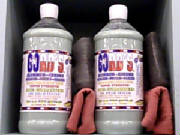 2-32oz. Gords Aluminum, Chrome, & Stainless / Cleaner, Polish, & Sealer